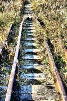 End of the Line:  Braking Rails by basseca