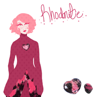 Rhodonite by Saiyrie
