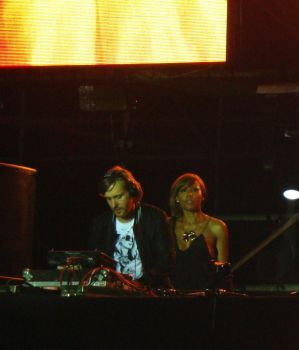 DAVID AND CATHY GUETTA - by Summer-Begins