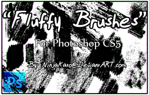 'Fluffy Brushes' (ABR download) by NinjaKato