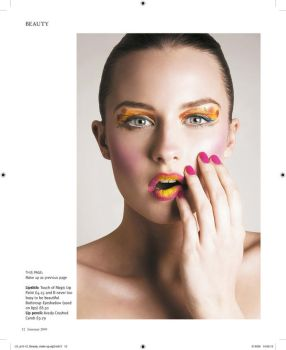 beauty spread 2 lifescape mag by Pritography
