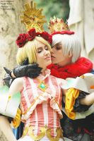 Valdo and Dorothea -Avalon Code- by AliciaMigueles