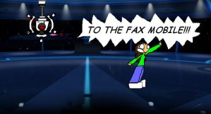 TO THE FAX MOBILE by Kitsune-chan86
