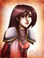 WoW RPG: Celia Summerflare by 77Shaya77