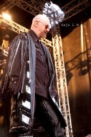 Rob Halford by superkaja