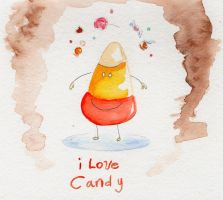 Candy corn by dieingcity