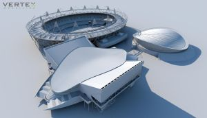 London Olympic Venues by Snazz84