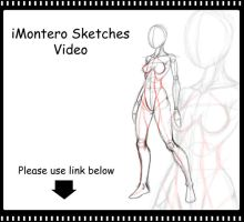 iMontero Sketches Video 1 by iMontero