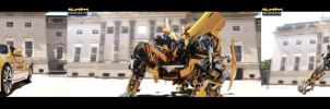 Transformer Animation by AlxFX
