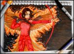 The Hunger Games Mockingjay Part 2 - Katniss by midnightXcross