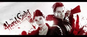 Hansel And Gretel: Witch Hunters by Inqubus-verseum