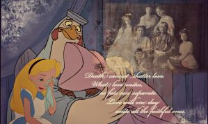 Romanov Tribute Wallpaper - Disney Style by GracefulTatiana1897
