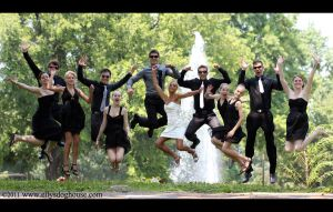 Freerunner - Gymnast Wedding: Jump by ellysdoghouse