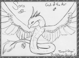 God of the Air Doodle by DeviousAngel5216