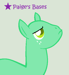 I look tough in the wind base by Paige-the-unicorn