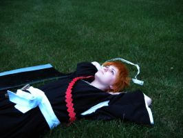 Sky Gazer by BleachcakeCosplay