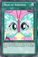 Mask of Kindness (MLP): Yu-Gi-Oh! Card by PopPixieRex