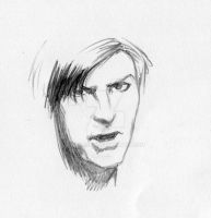 David Bowie by Nyranor