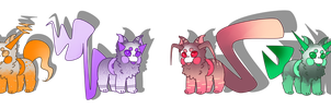 Woloast Adoptables Again 1/4 by Woloast-Adopts