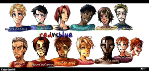 Rvb new headcanons by cujo-fan96