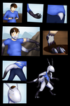 Alien DNA page 2 (commison) by Tomek1000