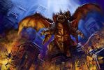 13 Nights 2012 Destroyah by Grimbro