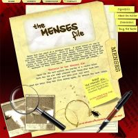 The Menses File by axylus