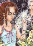 ACEO: Holy Light by IvoryPeony