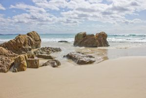 STOCK Coolangatta Beach 068 by fillyrox