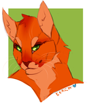 squirrelflight by KudesnikBob