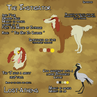 The Instigator -LA Reference- by Songdog-StrayFang