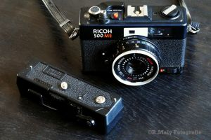 Ricoh 500ME + SP winder by TLO-Photography