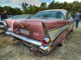 Chevy Belair HDR by gogo100878