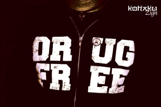DrugFree by straight-edge