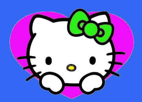 Hello Kitty Love by Mangafreak4Ever
