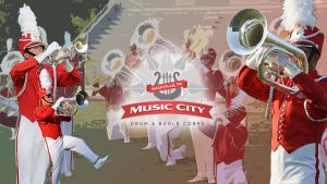 Music City Wallpaper by leakypipes