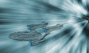 Warp Speed by TronTrek