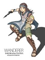 Wanderer by laurbits