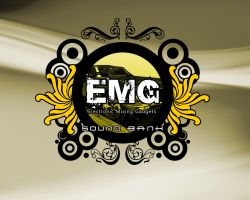 EMG Official Logo by sparcz