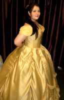 Belle in the Ballgown by BabemRoze