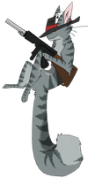 Mafia Jayfeather by DoxySocks