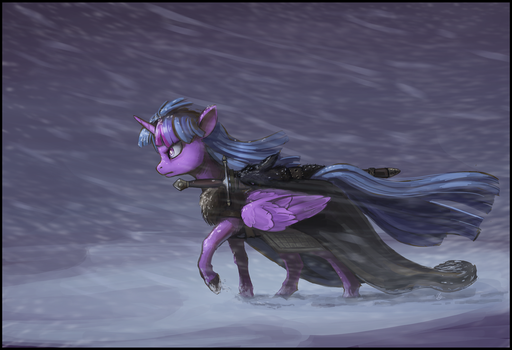 Winter Has Come by I-am-knot