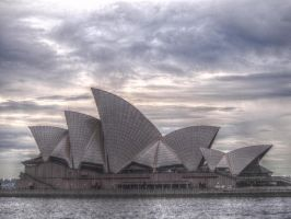 Opera House HDR by JolanthusTrel