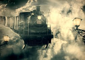 Through The Clouds by dandelionchronicles