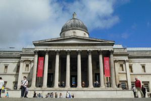The National Gallery by rlkitterman