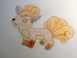 Vulpix by Car-lover33