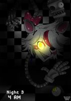Mangle Five Nights at Freddy's 2 by SpavVy