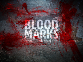 Blood Marks brushes by psbrushphotoshop