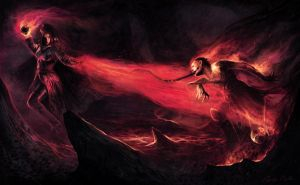 WoTC - Cinder Storm by mike-nash