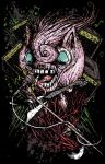 Jigglypuff, A Metal Lullaby by Mesozord